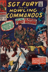 Sgt. Fury and his Howling Commandos (Marvel - 1963) -44-