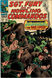 Sgt. Fury and his Howling Commandos (Marvel - 1963) -45-