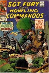 Sgt. Fury and his Howling Commandos (Marvel - 1963) -46-