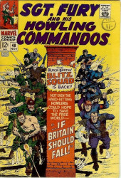 Sgt. Fury and his Howling Commandos (Marvel - 1963) -48-