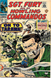 Sgt. Fury and his Howling Commandos (Marvel - 1963) -49-