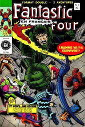 Fantastic Four (Éditions Héritage) -4- L'homme va-t-il survivre?