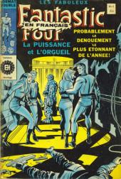 Fantastic Four (Éditions Héritage) -6- La puissance et l'orgueil!