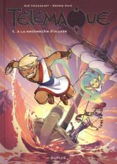 Télémaque (Toussaint/Ruiz) -1- À la recherche d'Ulysse