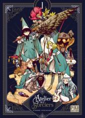 L'atelier des sorciers -1TL- Volume 1