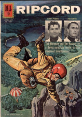 Four Color Comics (Dell - 1942) -1294- Ripcord