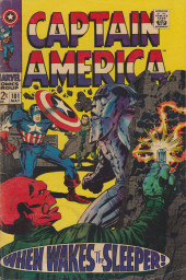 Captain America (Marvel comics - 1968) -101- When wakes the sleeper!