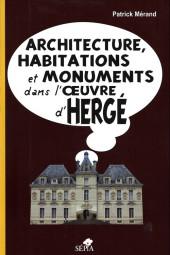 (AUT) Hergé - Architecture, habitations et monuments dans l'œuvre d'Hergé