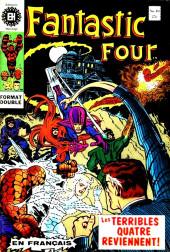 Fantastic Four (Éditions Héritage) -10- Les terribles quatre reviennent