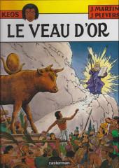 Kéos -3a1999- Le veau d'or