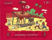 Sylvain et Sylvette (01-série : albums Fleurette) -10- Aux prises avec les bêtes sauvages