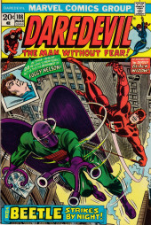 Daredevil Vol. 1 (Marvel - 1964) -108- Cry Beetle