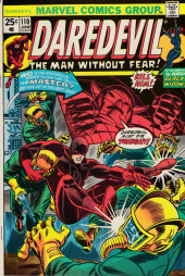 Daredevil Vol. 1 (Marvel - 1964) -110- Birthright