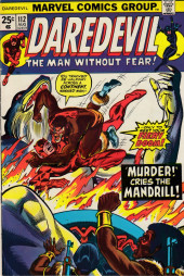 Daredevil Vol. 1 (Marvel - 1964) -112- Death of a nation