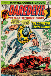 Daredevil Vol. 1 (Marvel - 1964) -113- When strikes the Gladiator