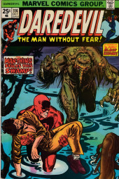 Daredevil Vol. 1 (Marvel - 1964) -114- A quiet night in the swamp