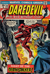 Daredevil Vol. 1 (Marvel - 1964) -115- Death stalks in the night