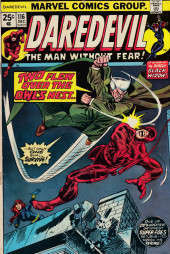 Daredevil Vol. 1 (Marvel - 1964) -116- Two flew over the Owl's nest