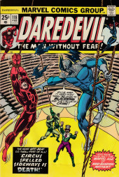 Daredevil Vol. 1 (Marvel - 1964) -118- Circus spelled sideways is death
