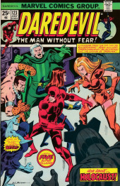 Daredevil Vol. 1 (Marvel - 1964) -123- Holocaust in the halls of Hydra