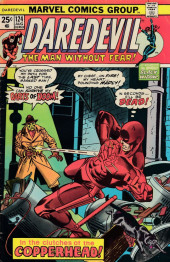 Daredevil Vol. 1 (Marvel - 1964) -124- In the coils of the Copperhead