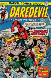Daredevil Vol. 1 (Marvel - 1964) -129- Man-Bull in a China town