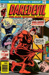 Daredevil Vol. 1 (Marvel - 1964) -131- Watch out for Bullseye. He never misses
