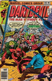 Daredevil Vol. 1 (Marvel - 1964) -136- A hanging for a hero