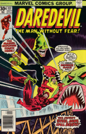 Daredevil Vol. 1 (Marvel - 1964) -137- The murder maze strikes twice