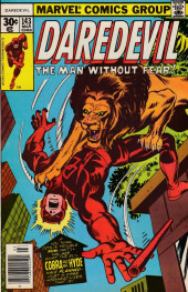 Daredevil Vol. 1 (Marvel - 1964) -143- Hyde and Go Seek, Sayeth The Cobra!
