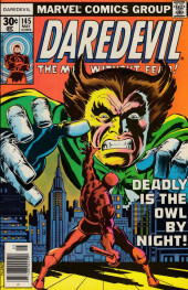 Daredevil Vol. 1 (Marvel - 1964) -145- Danger rides the bitter wind