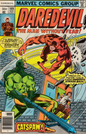 Daredevil Vol. 1 (Marvel - 1964) -149- Catspaw
