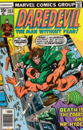 Daredevil Vol. 1 (Marvel - 1964) -153- Betrayal