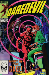 Daredevil Vol. 1 (Marvel - 1964) -205- The Gael