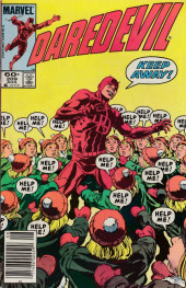 Daredevil Vol. 1 (Marvel - 1964) -209- Blast from the past