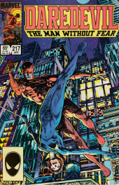 Daredevil Vol. 1 (Marvel - 1964) -217- The sight stealer