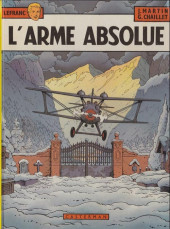 Lefranc -8a85- L'arme absolue