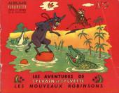 Sylvain et Sylvette (01-série : albums Fleurette) -9- Les nouveaux robinsons