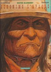Blueberry -26a04- Geronimo l'apache