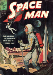 Four Color Comics (Dell - 1942) -1253- Space Man