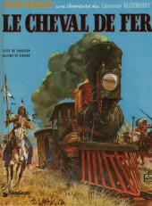 Blueberry -7a83- Le cheval de fer