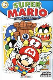 Super Mario - Manga Adventures -16- Tome 16