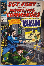 Sgt. Fury and his Howling Commandos (Marvel - 1963) -51-