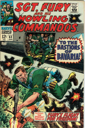 Sgt. Fury and his Howling Commandos (Marvel - 1963) -53-