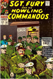 Sgt. Fury and his Howling Commandos (Marvel - 1963) -60- (sans titre)
