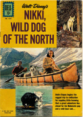 Four Color Comics (Dell - 1942) -1226- Walt Disney's Nikki, Wild Dog of the North