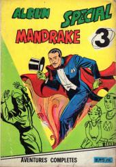 Mandrake (3e Série - Remparts) (Spécial - 1) -Rec03- Album N°3 (du n°53 au n°55)
