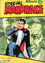 Mandrake (3e Série - Remparts) (Spécial - 1) -Rec06- Album N°6 (du n°62 au n°64)
