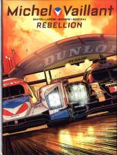 Michel Vaillant - Nouvelle saison -6Pub- Rébellion