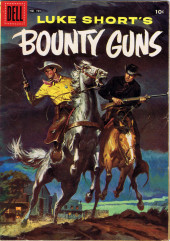 Four Color Comics (Dell - 1942) -739- Luke Short's Bounty Guns